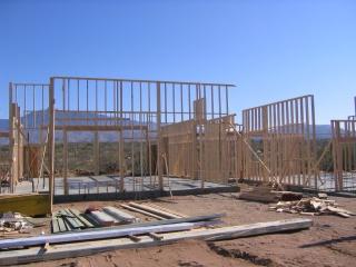 House Frame in AZ