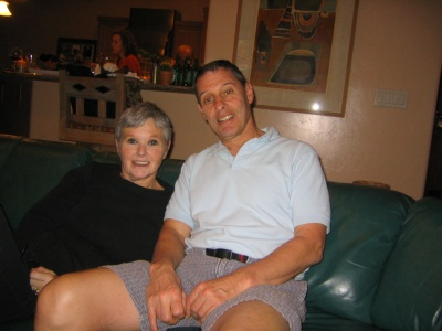 Mom and Dad in AZ