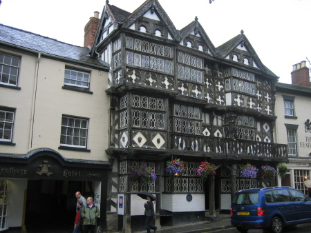 Ludlow Feather's Hotel